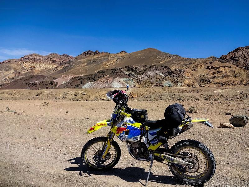 Artist's Pallete - Death Valley