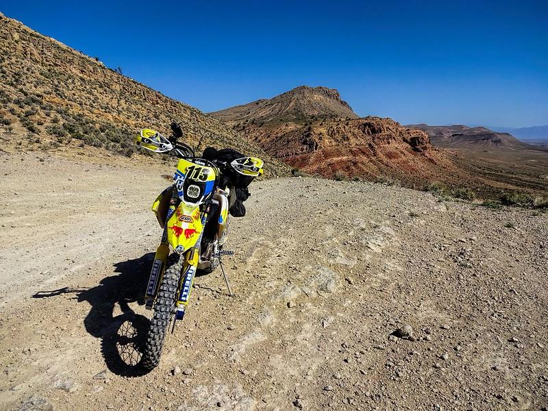 Nevada Desert - north of Goodsprings