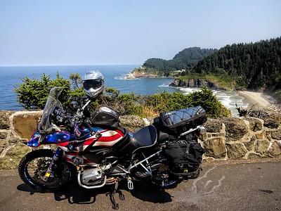 2017 August Lost Coast Ride