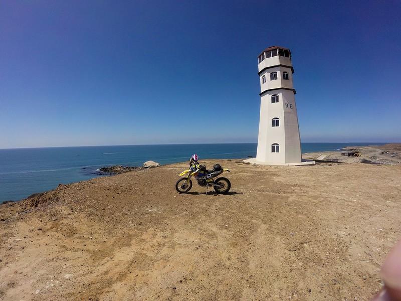 South of Punta Baja