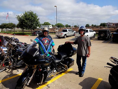 Hogs in Texas - May 2016