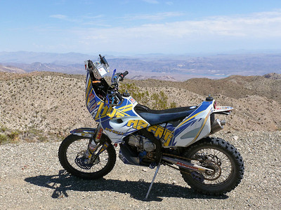 Husaberg 570 Rally