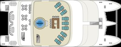 Alia sun deck plan