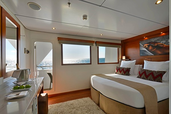 Celebrity Cruises / Xploration Yacht / Cabin 4 / 8606