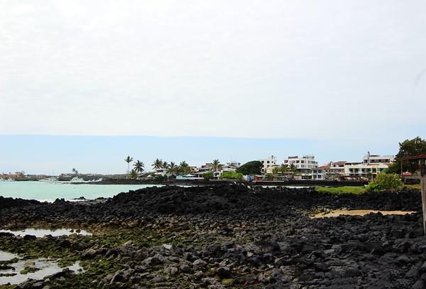Puerto Ayora Town