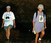 Heidi & Mali in lava tube