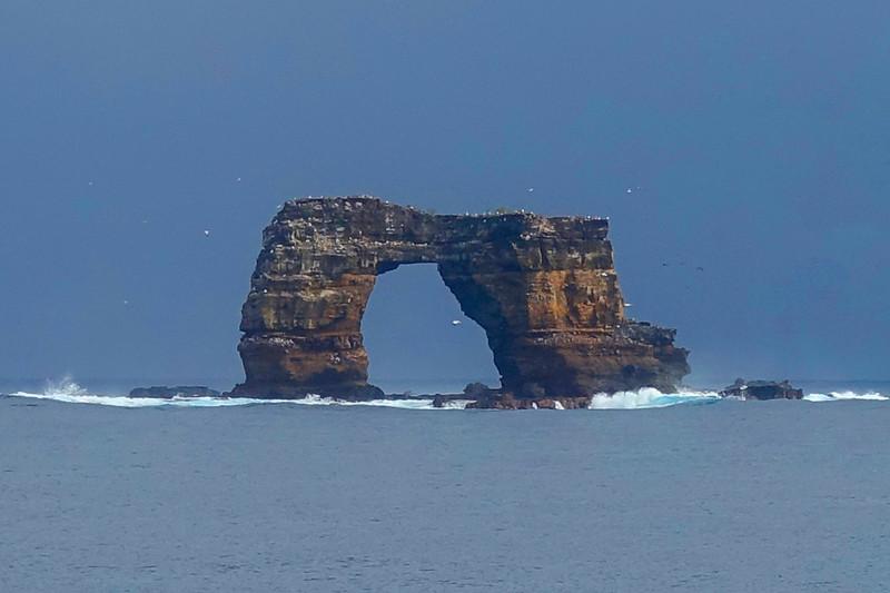 Darwin's Arch, Galapagos, Ecuador