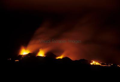 Volcan Bravo Cerro Azul, Isabela
