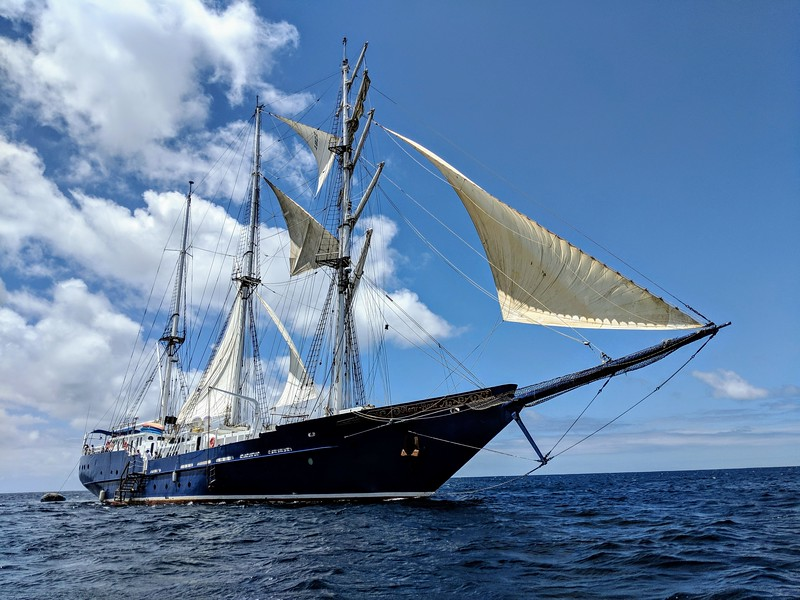 Galapagos Islands Trip - S/S Mary Anne