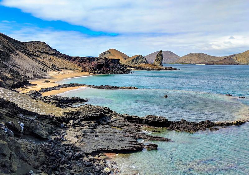 Galapagos Islands Trip - Volcano crater