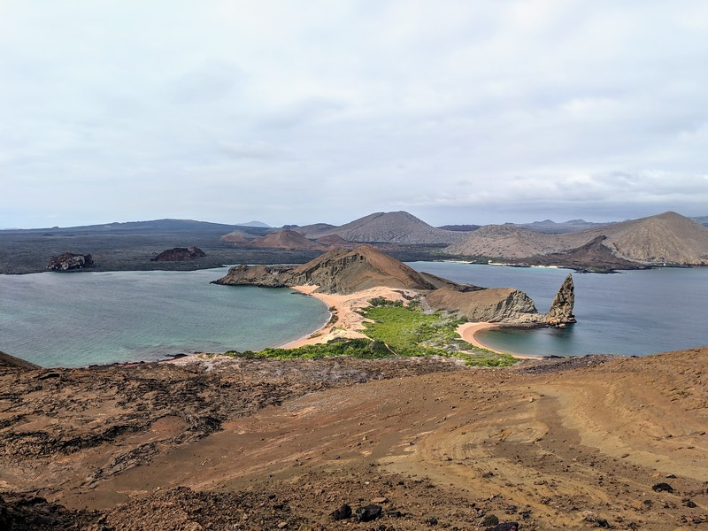 Galapagos Islands Trip - viewpoint
