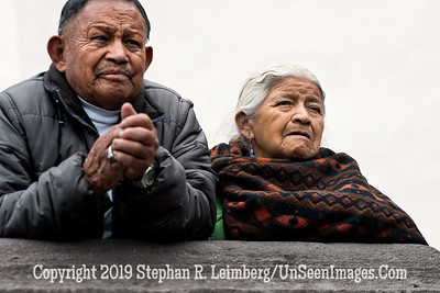 Watching Political Rally in Quito Copyright 2020 Steve Leimberg UnSeenImages Com _DSC5326