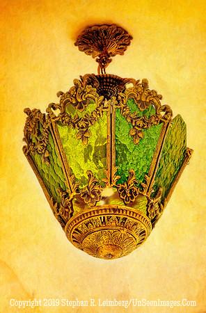 Hanging Lamp Quito Copyright 2020 Steve Leimberg UnSeenImages Com _DSC5050