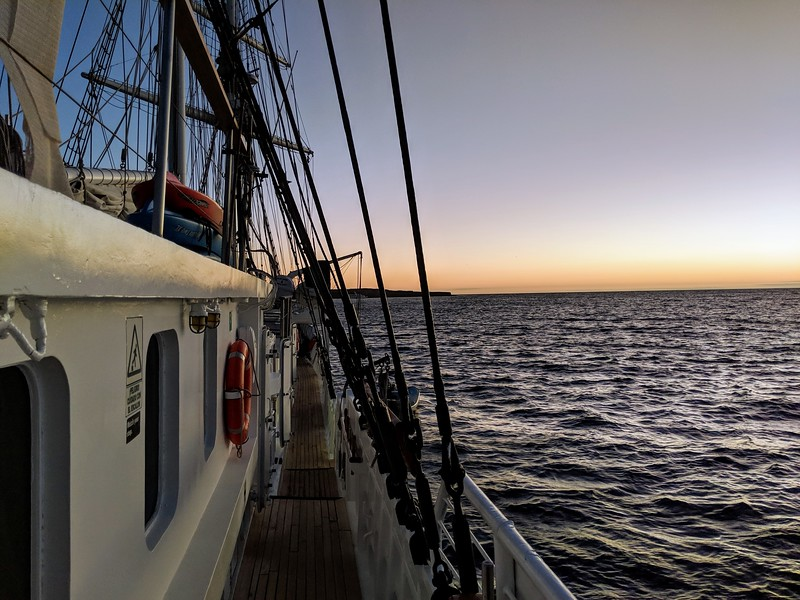 Galapagos Islands Trip - Sunset