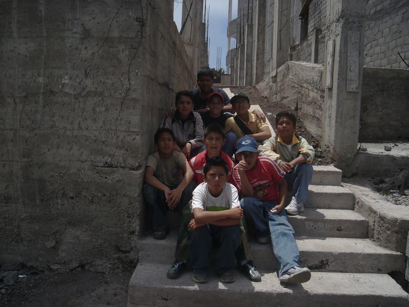gang on san cristobal