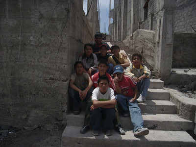gang on san cristobal