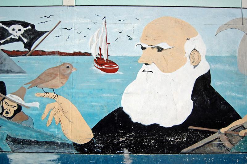 Arrival of Darwin