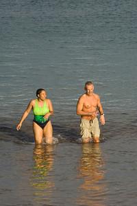 Hope Rias & Eduardo Del Solar Puerto Baquerizo Moreno, San Cristobal Island, GALAPAGOS, ECUADOR