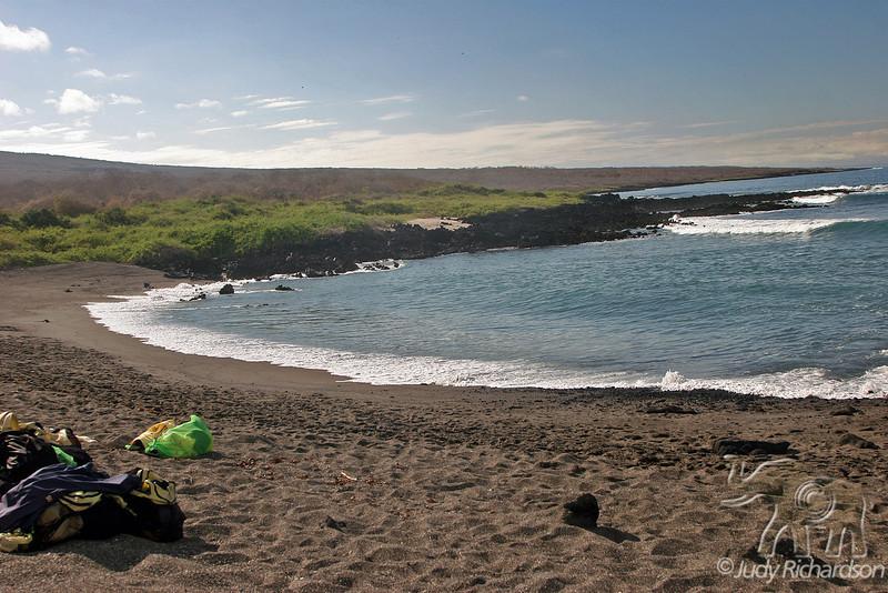 Urbina Bay at Isabela Island~Galapagos, Ecuador