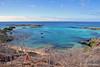 Spectacular view from Baroness Lookout on Floreana Island~Galapagos, Ecuador