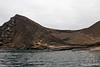 Volcanic rock formation on Bartolome Island~Galapagos, Ecuador