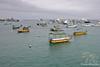 Puerto Baquerizo Moreno harbor on San Cristobal Island~Galapagos, Ecuador