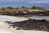 Bachas Beach with fellow passengers