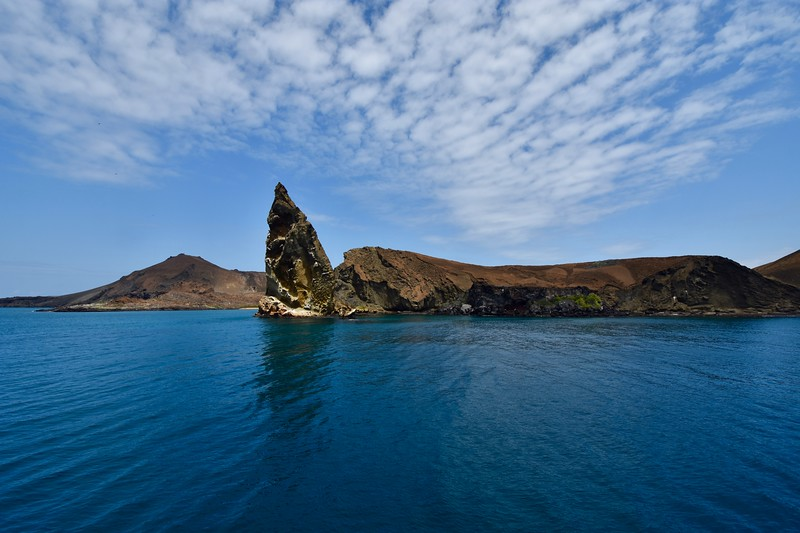 Pinnacle Rock, Bartolome, Galapagos