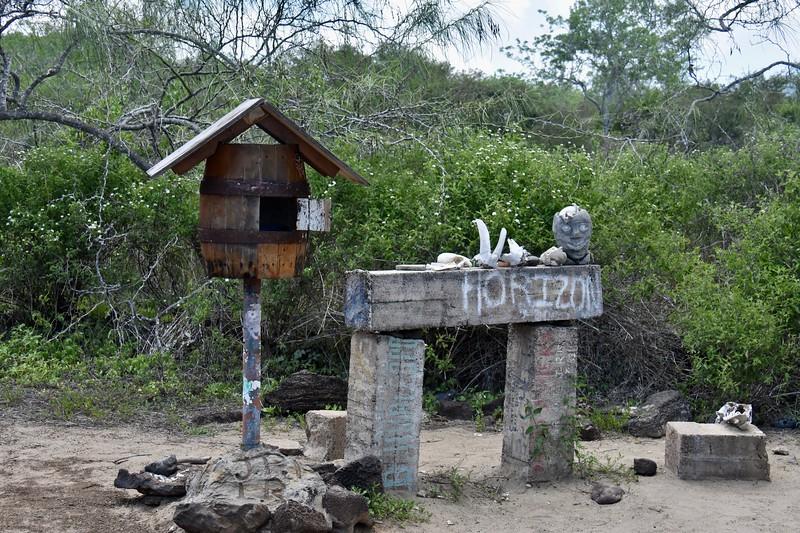 Post Office Bay, Galapagos