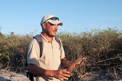 Alejandro, our wonderful naturalist.