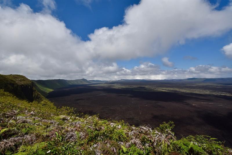 Sierra Negra, Galapagos