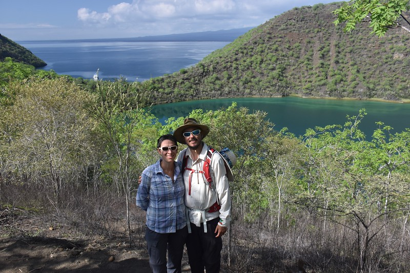 Tagus Cove, Galapagos