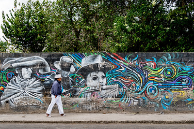 Ecuador Street Scene