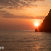 Sunrise At Cousins Rock