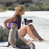Tame Galapagos Sea Lion, Espanola Island