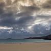 Sandy Beach, Floreanna Island, Galapagos