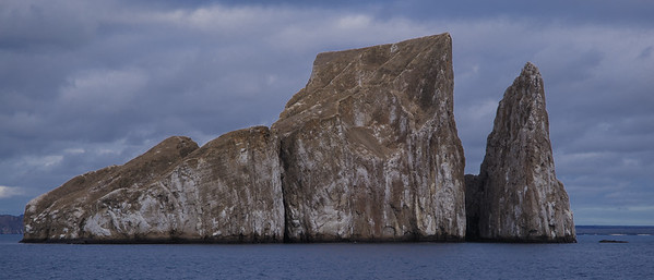 Kicker Rock Profile