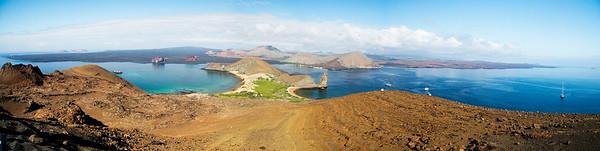 Bartotome Island Panorama