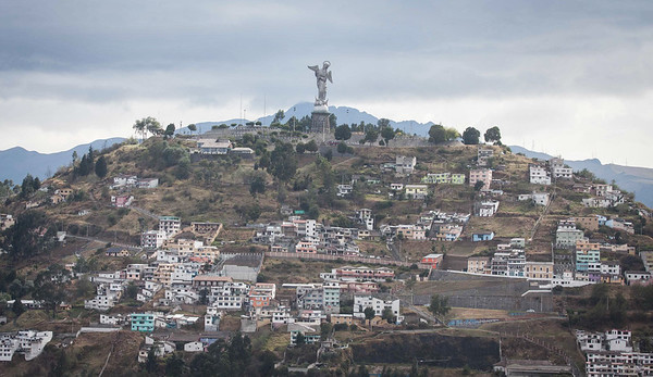 El Panecillo - Quito