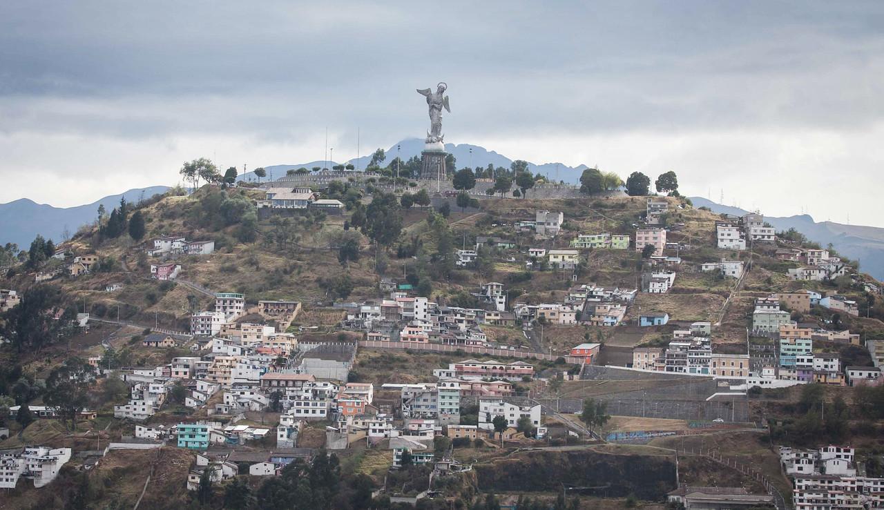 El Panecillo - Quito