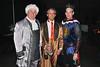 LtoR:<br /> Stuart Vaughn - Louis XVI<br /> Carlos Baleeiro - Bullfighter<br /> Davey Daniel - King Henry V