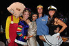 Will Butler - Stewie (Family Guy)<br /> Jennifer Givens - Rainbow Brite<br /> Kellen Deolineira - Cleopatra<br /> Brandon Park - Handy Man<br /> Megan Bales - Cruise Director