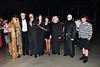 LtoR:<br /> Alana Sullivan - Cousin It<br /> John Sullivan - Lurch<br /> Doug Fisher - Gomez<br /> Chris Fisher - Morticia<br /> Kelly Brexler - Wendesday<br /> Jim Brexler - Muma<br /> Steve Johnson - Uncle Fester<br /> Britt Tabor - Pugsley<br /> <br /> The Addams Family