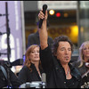 Bruce Springisteen with E STREET BAND on the Today show on NBC.