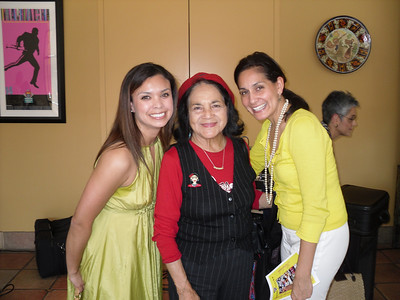 Teatro Vision 25th Gala with Dolores Huerta