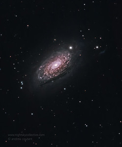 M63 the Sunflower Galaxy PH after PI
