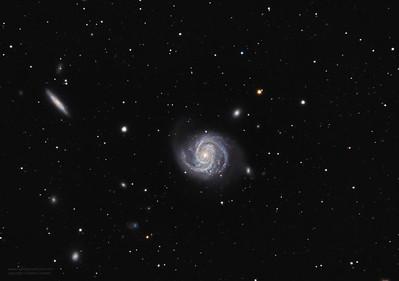 M100 NGC4312 Plus --5