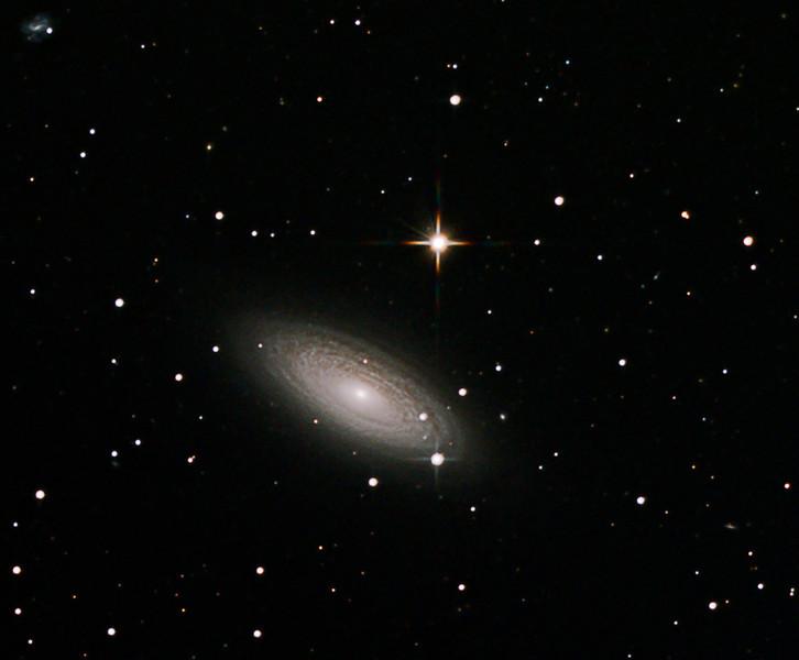 NGC2841 012912 11x10min sbig2kc DSS crop