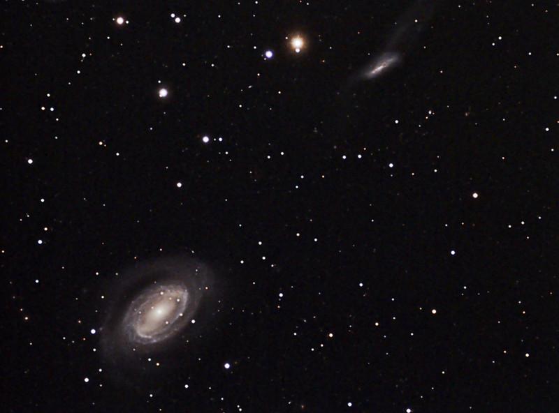 NGC4725 031113 19x10min 127 sb2kc DSS 2xdriz