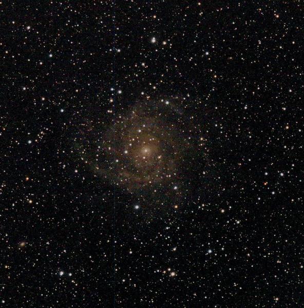 IC 432 The Hidden Giant